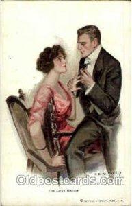 Artist Signed Earl Christy 1913