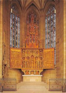 Heilbronn Kilianskirche Hauptchor mit Hochaltar von Hans Seyfer