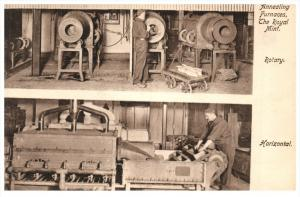 21389  The Royal Mint    Annealing Furnaces, Rotary and Horizontal