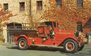 Fire Related American LaFrance Fire Pumper Brookline, Massachusetts, USA Unused