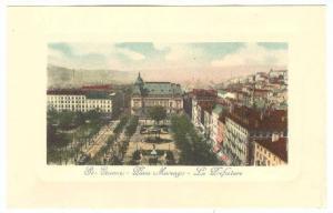 ST. ETIENNE, Place Marengo, La Prefacture, Rhone-Alpes, France, 00-10s