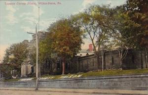 Luzerne County Prison Wilkes Barre Pennsylvania