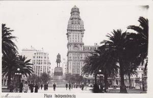 RP, Plaza Independencia, Montevideo, Uruguay, 1920-1940s