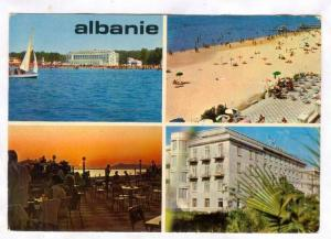 4-Views, ADRIATIK, Hotel and different views of the beach, Albanie, 50-70s