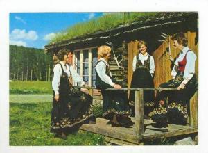 Norge : Gudbrandsdalsbunader, 50-60s