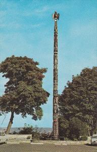 Totem Pole, TACOMA, Washington, 1940-1960s