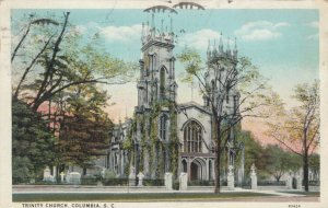 COLUMBIA , South Carolina , 1900-10s ; Trinity Church, version 2