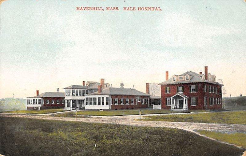 Hale Hospital, Haverhill, MA, USA Unused