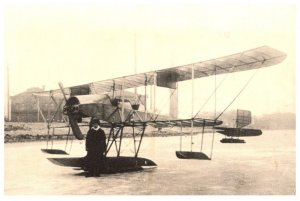 built 1912   Aircraft powered by 100hp won 1st prize Petrograd Military Compe...