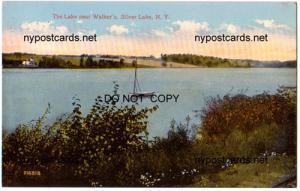 Near Walker, Silver Lake NY