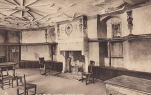 Tuck Queen's Drawing Room Plas Mawr Conway England