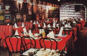 Le Mon Arc Restaurant Los Angeles Bvd Calafornia Postcard