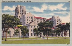 International House University Of Chicago Illinois