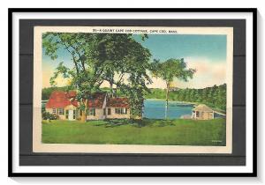 Massachusetts, Cape Cod - Quaint Cape Cod Cottage - [MA-456]
