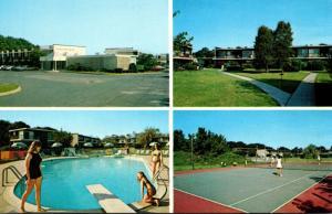New York Long Island East Hampton The East Hampton House Motor Lodge