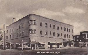 Royer Building, Ephrata,Pennsylvania, 00-10s