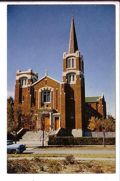 St Joseph Catholic Church, Moose Jaw Saskatchewan