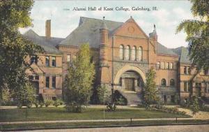 Illinois Gatesburg Alumni Hall Of Knox College