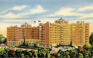 DC - Washington. The Shoreham Hotel
