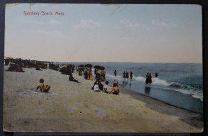 Salisbury Beach, MA - 1907