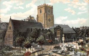 Folkestone, Parish Church, Kent 1907