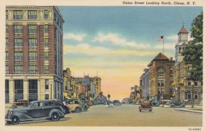 OLEAN , New York, 1930-40s ; Union Street