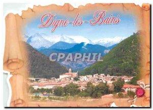Modern Postcard Digne les Bains