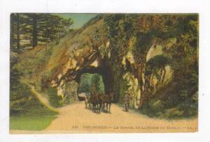 Le Tunnel De La Roche Du Diable, Gérardmer (Vosges), France, 1900-1910s