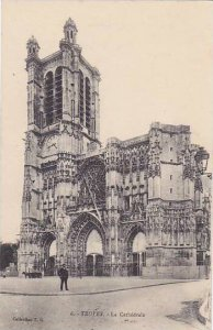 France Troyes La Cathedrale