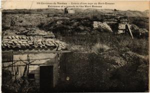 CPA Militaire, Environs de Verdun (362382)
