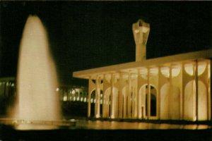 PC CPA SAUDI ARABIA, MOSQUE AT UNIVERSITY OF PETROLEUM, (b15871)