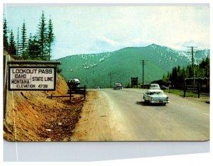 Idaho Lookout pass