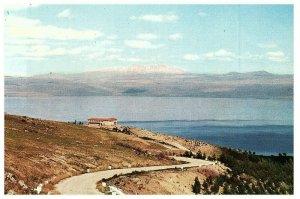 Lot 3 Vue De Lac Galilee & Supérieur Galiee & Kibutz Un Giv Israël Carte Postale