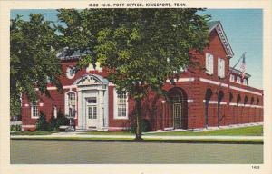 Tennessee Kingsport Post Office