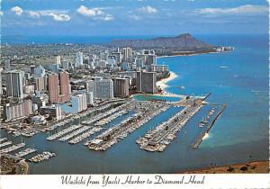 Waikiki - Yacht Harbor