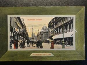c1909 - Newcastle-on-Tyne, Grainger Street