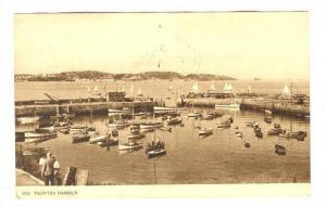 Paignton, Devon , England. Harbour. PU-1958