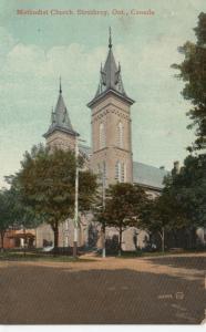 STRATHROY , Ontario , 1912 ; Methodist Church