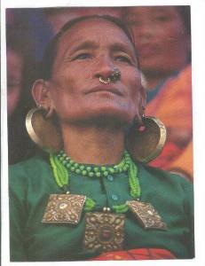 Tamang Lady , NEPAL , 70-80s