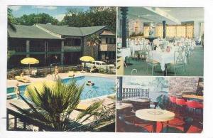 3Views, Town House Motor Hotel, Mobile, Alabama, PU-1963