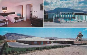Skyline Motel , CODY , Wyoming , 50-60s