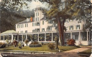 St Clement's College Saratoga Springs, New York