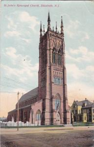 ELIZABETH , New Jersey , 1900-10s ; St John's Episcopal Church