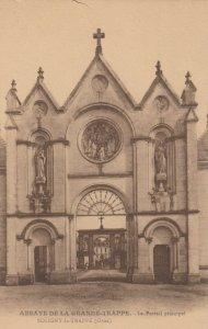 SOLIGNY-la-TRAPPE (Orne), France, 1910s ; Abbaye de la Grande-Trappe