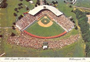 Williamsport Pennsylvania Little Leage World Series Vintage Postcard J46908