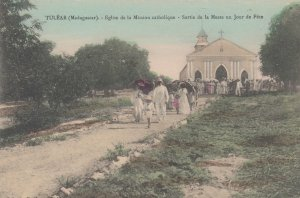 TULEAR (Madagascar) , 00-10s ; Eglise de la Mission catholique