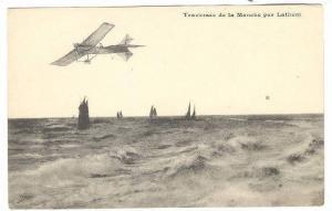 Traversee de la Manche par Latham , 00-10s