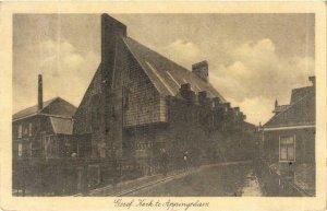 CPA APPINGEDAM Geref. Kerk NETHERLANDS (705939)