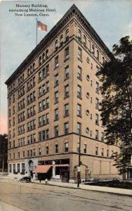 Munsey Building, containing Mohican Hotel, New London, Connecticut