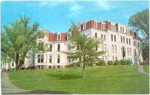 Seminary House, Acadia University, Wolfville, Nova Scotia, NS, Chrome
